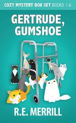 Gertrude, Gumshoe Cozy Mystery Box Set
