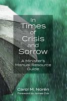 In Times of Crisis and Sorrow PDF