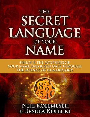 The Secret Language of Your Name PDF