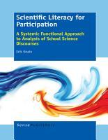 Scientific Literacy for Participation PDF