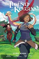 The Legend of Korra  Turf Wars Library Edition PDF