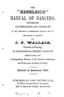 The  Excelsior  manual of dancing PDF