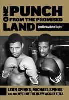 One Punch from the Promised Land PDF