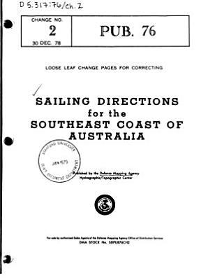 Sailing Directions for the Southeast Coast of Australia PDF