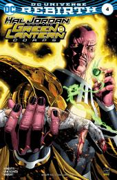 Hal Jordan and The Green Lantern Corps (2016-) #4