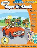 Hooked On Phonics 2nd Grade Super Workbook