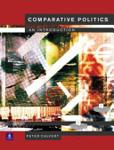 Comparative Politics An Introduction with Politics on the Web A Student Guide Book