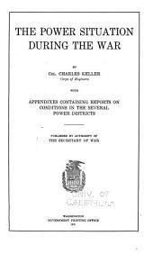 The Power Situation During the War: Page 87