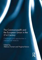 The Commonwealth and the European Union in the 21st Century PDF