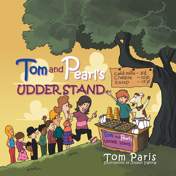 Tom and Pearl s Udder Stand