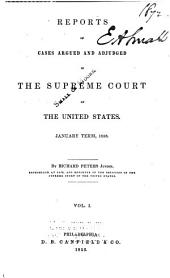 United States Reports: Cases Adjudged in the Supreme Court, Volume 26