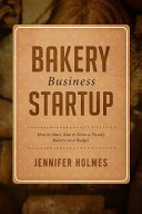 Bakery Business Startup Book PDF