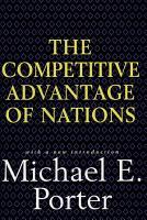 Competitive Advantage of Nations PDF