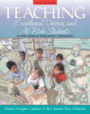 Teaching Exceptional  Diverse  and At Risk Students in the General Education Classroom  MyLabSchool Edition PDF