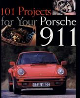 101 Projects for Your Porsche 911 PDF