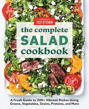 The Complete Salad Cookbook PDF