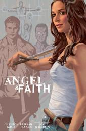 Angel and Faith: Season Nine Library Edition Volume 3: Volume 3