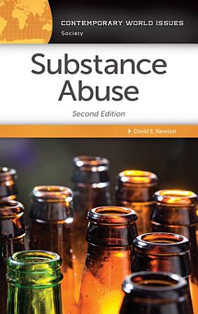 Substance Abuse  A Reference Handbook  2nd Edition PDF