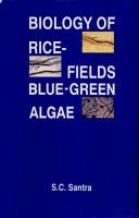 Biology of Rice fields Blue green Algae PDF