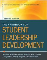 The Handbook for Student Leadership Development PDF