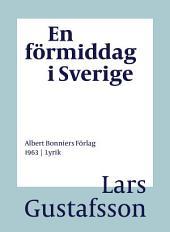 En förmiddag i Sverige: Dikter