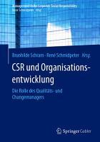 CSR und Organisationsentwicklung PDF
