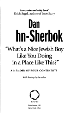 What s a Nice Jewish Boy Like You Doing in a Place Like This   PDF