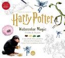 Harry Potter-Watercolor Magic (Book 2)