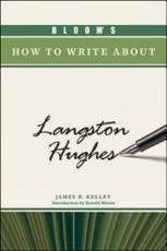 Bloom s How to Write about Langston Hughes PDF