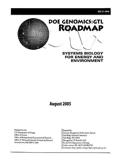 DOE Genomics PDF