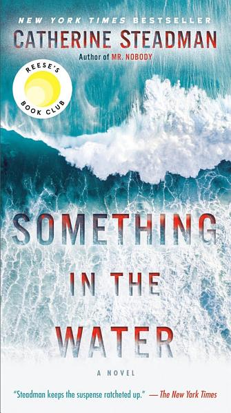 Download Something in the Water Book