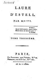 Laure d'Estell: Volume3