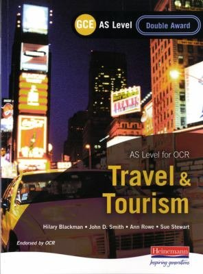 GCE AS Travel and Tourism Single Award for OCR PDF