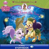 Palace Pets: Bayou Keeps the Beat: A Princess Adventure Story: A Disney Read-Along