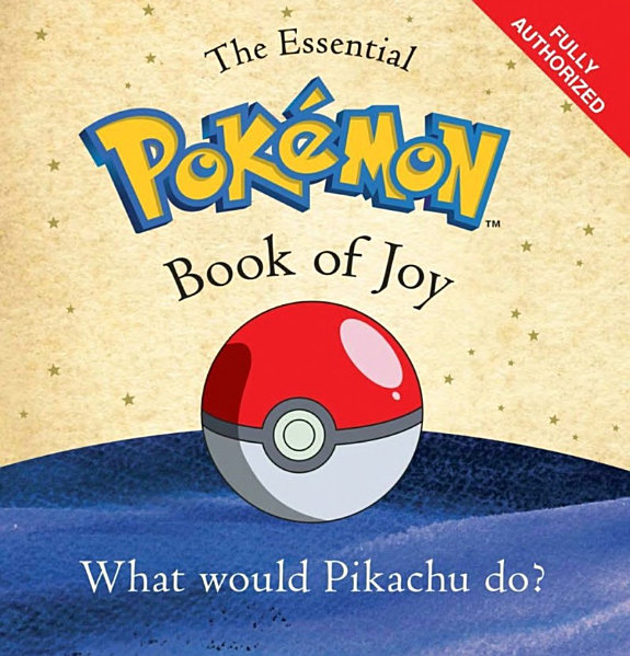 Download The Essential Pok  mon Book of Joy Book