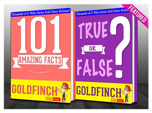 The Goldfinch   101 Amazing Facts   True or False  PDF