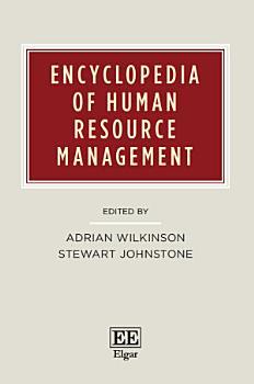 Encyclopedia of Human Resource Management PDF