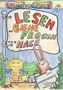Lesen mit Biene  Frosch und Hase PDF