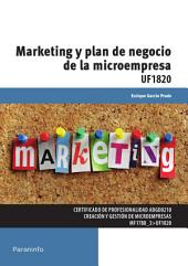 UF1820 - Marketing y plan de negocio de la microempresa