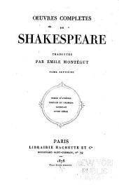 Œuvres complètes de Shakespeare: Volume7