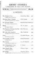 Short Stories PDF