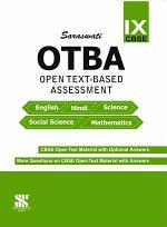 OTBA English, Hindi, Science, Social Science and Maths