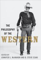 The Philosophy of the Western PDF