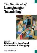 The Handbook of Language Teaching PDF
