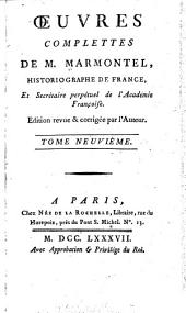 Élémens de littérature: Volume5