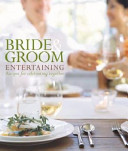 Bride and Groom Entertaining Book