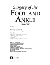 Surgery of the Foot and Ankle