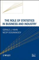 The Role of Statistics in Business and Industry PDF