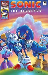 Sonic the Hedgehog #136