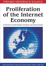 Proliferation of the Internet Economy: E-Commerce for Global Adoption, Resistance, and Cultural Evolution
